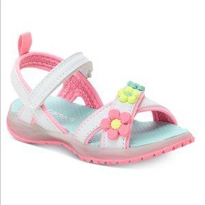 Carter's Stacy 2 light up sandals